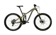 Norco Bicycles Range Killerbee 3 vtt suspendu jaune/gris